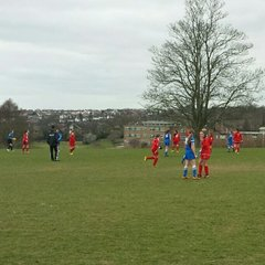 U14 Girls v Eastbourne Girls