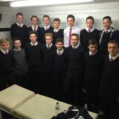 U15 White's - League Cup Winners