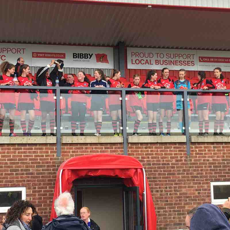 U13 League Cup Final vs Horsham