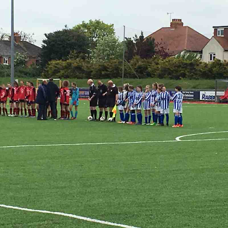 U13 League Cup Final vs Horsham