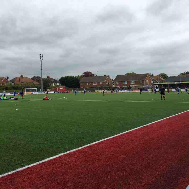 U12 League Cup Final vs Mile Oak