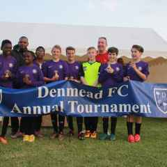 Gosport Falcons win this years Denmead 6 a-side Tournament