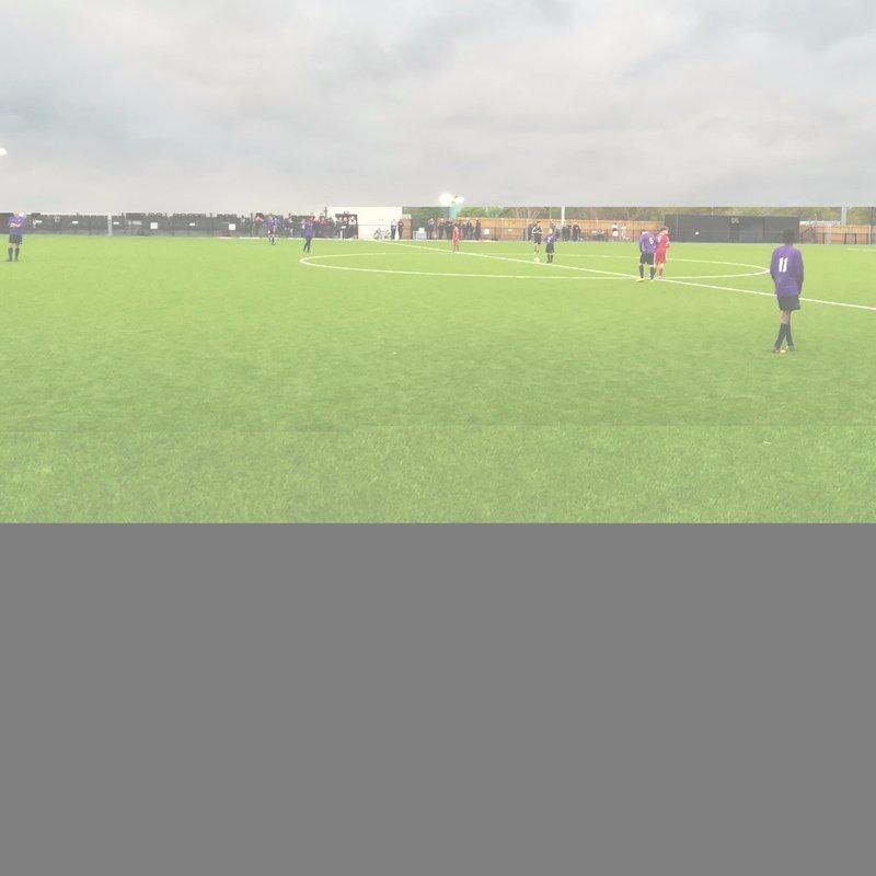 Bracknell Town 8 - 2 Gosport Falcons Black