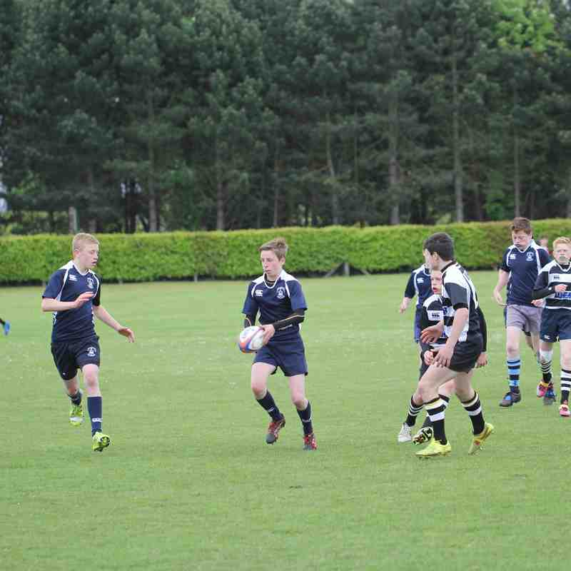 s2 v 7's Rugby - 24th May 2015
