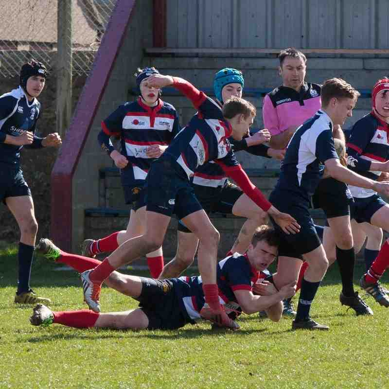 Under 15 v Aberdeen Grammar RFC - 27th March 2016