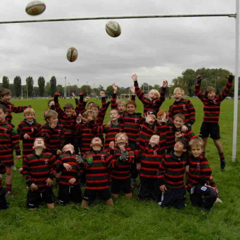 U9s Windsor Festival 2010 - Winners