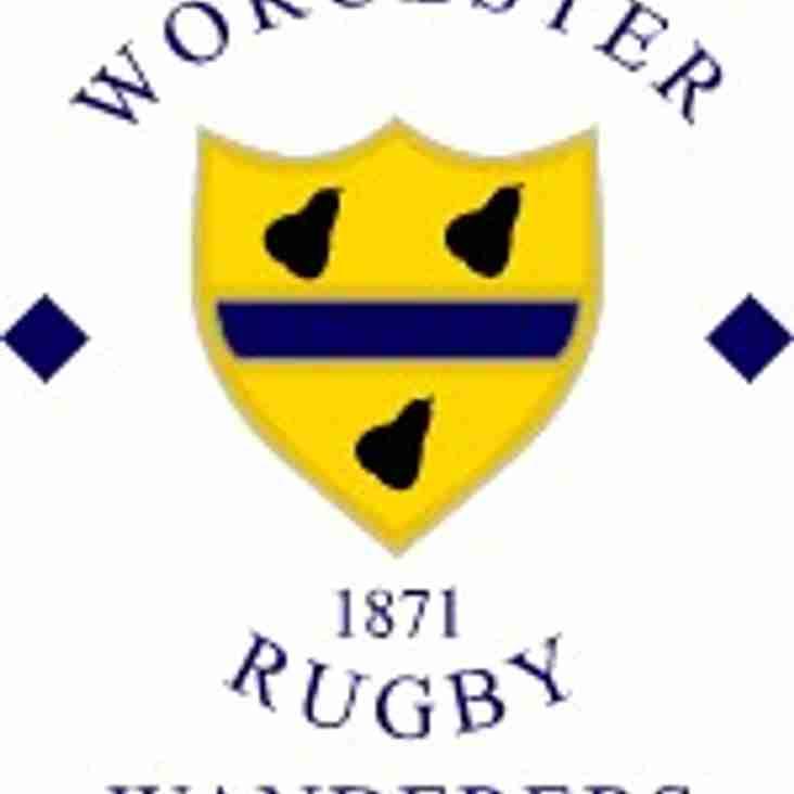 Worcester Wanderers v Bridgnorth