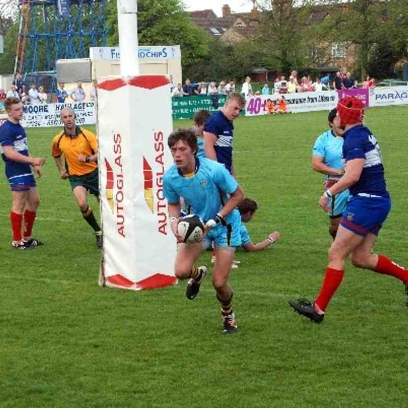 National Colts Cup v Bishops Stortford