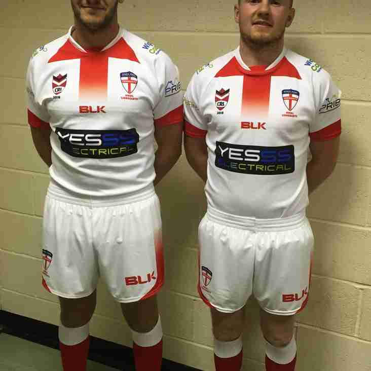 Hindley Duo on International Tour