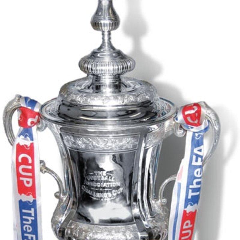 Soham Progress In FA Cup