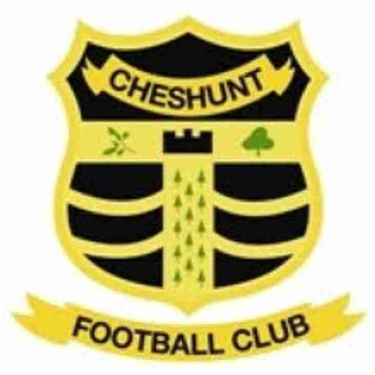 Cheshunt Games Switched