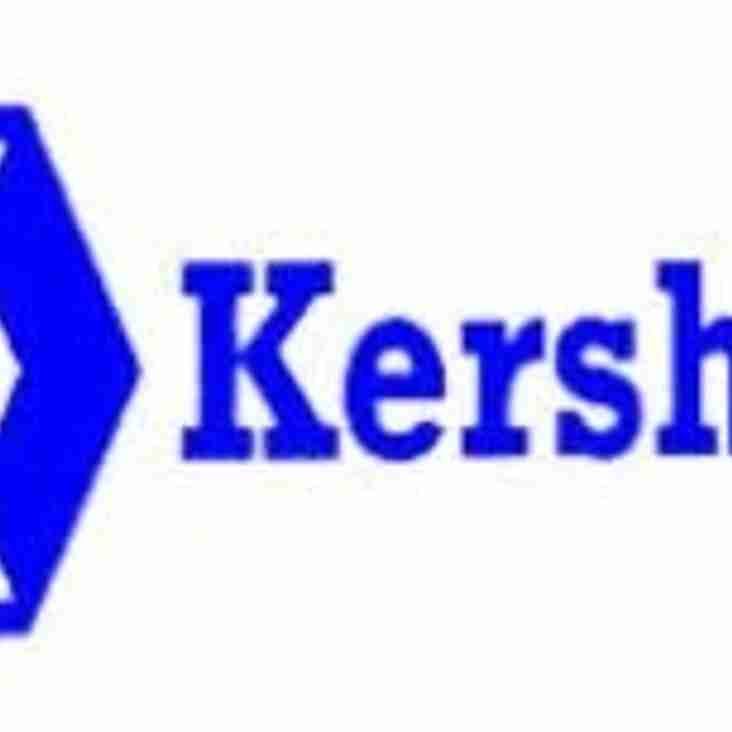 Kershaw League Fixtures