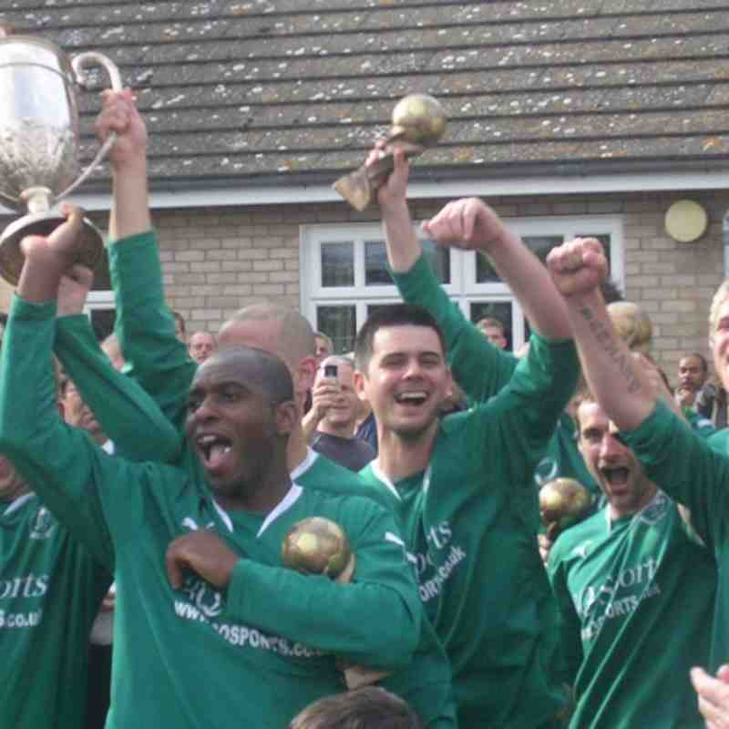 2008 Ridgeons League Champions