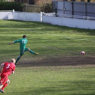 Soham Town Rangers 3 Aveley 3