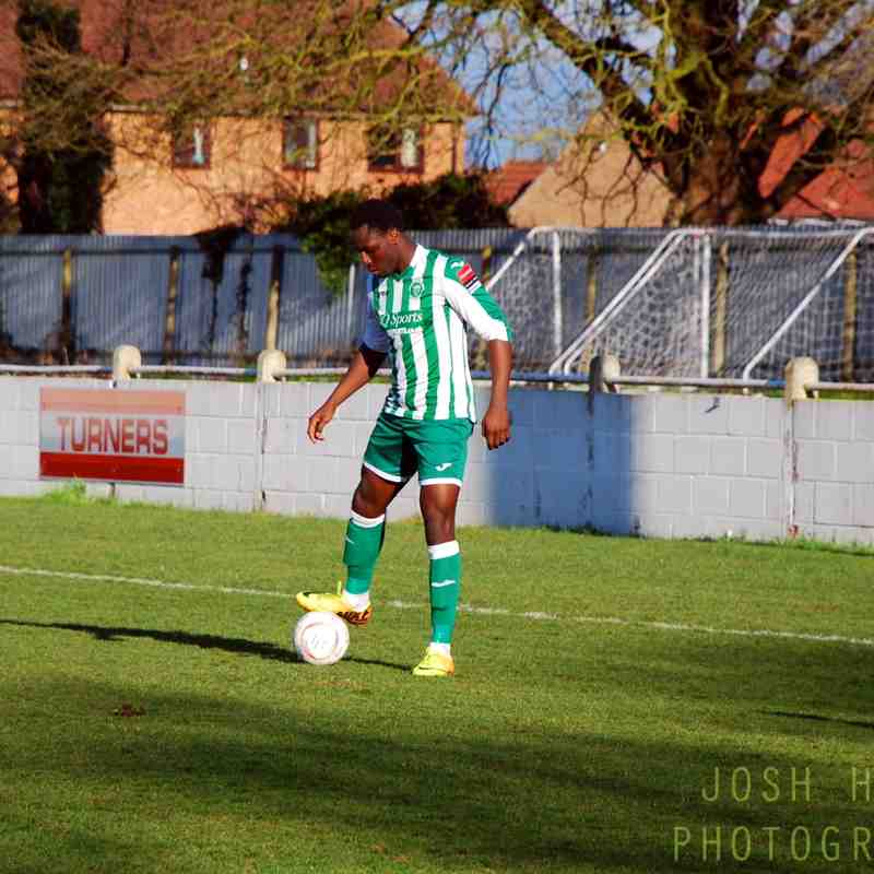Soham Town Rangers v Cheshunt - 28/03/15 (Courtesy of Josh Hunt)