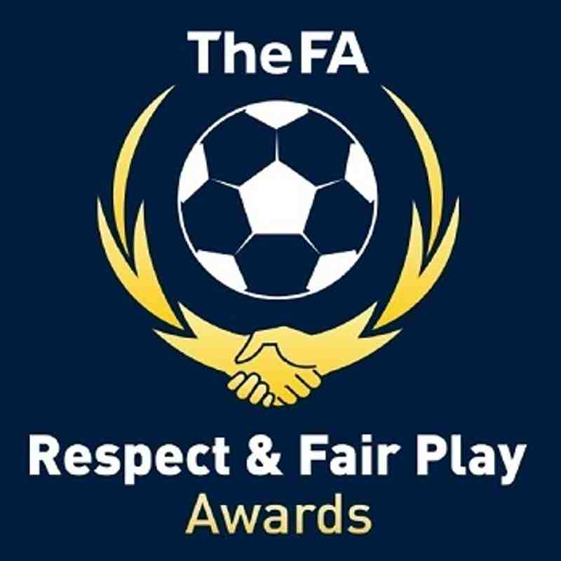 FA Respect Awards 2015