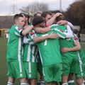 Theobald Departs Greens With Romford Win