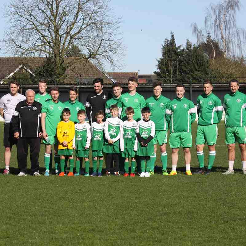 Soham Town Rangers Ryman League Community Day 2017