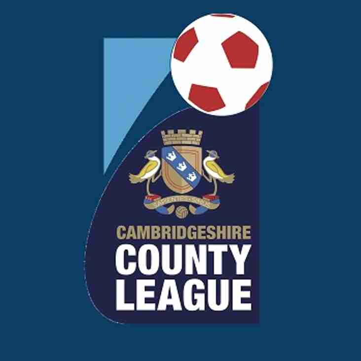Cambs County League Constitution