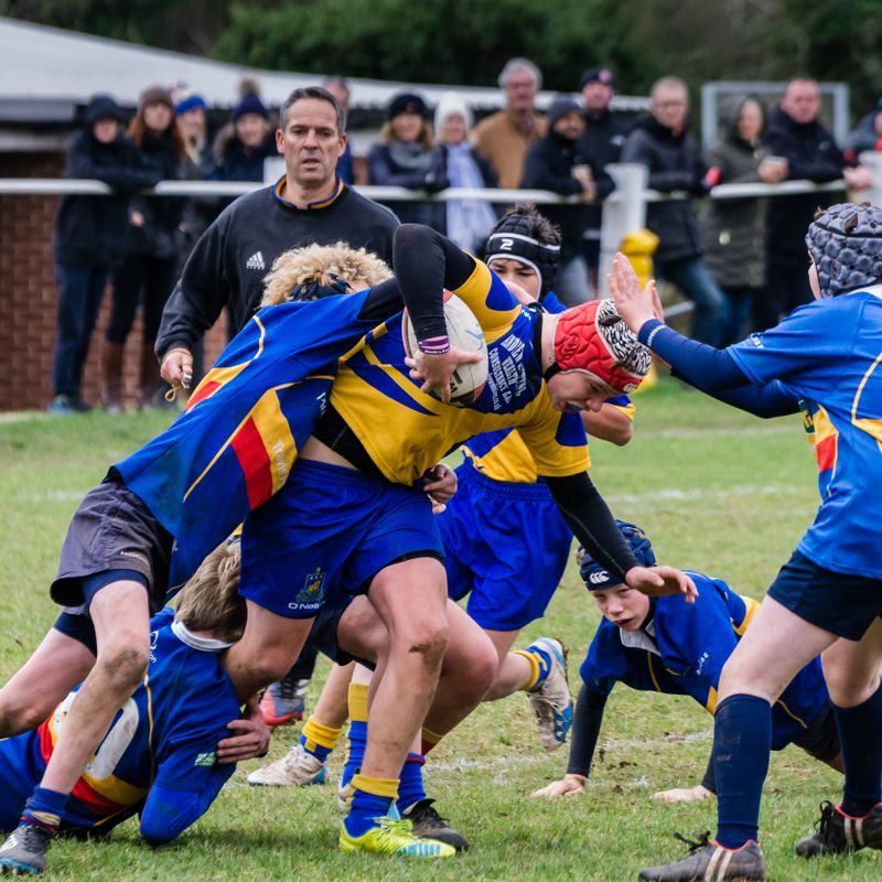 Poor defensive performance lets Kenilworth run riot