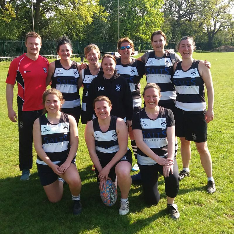 13 try haul for Rendell secures tournament win for Stratford Ladies Touch team.