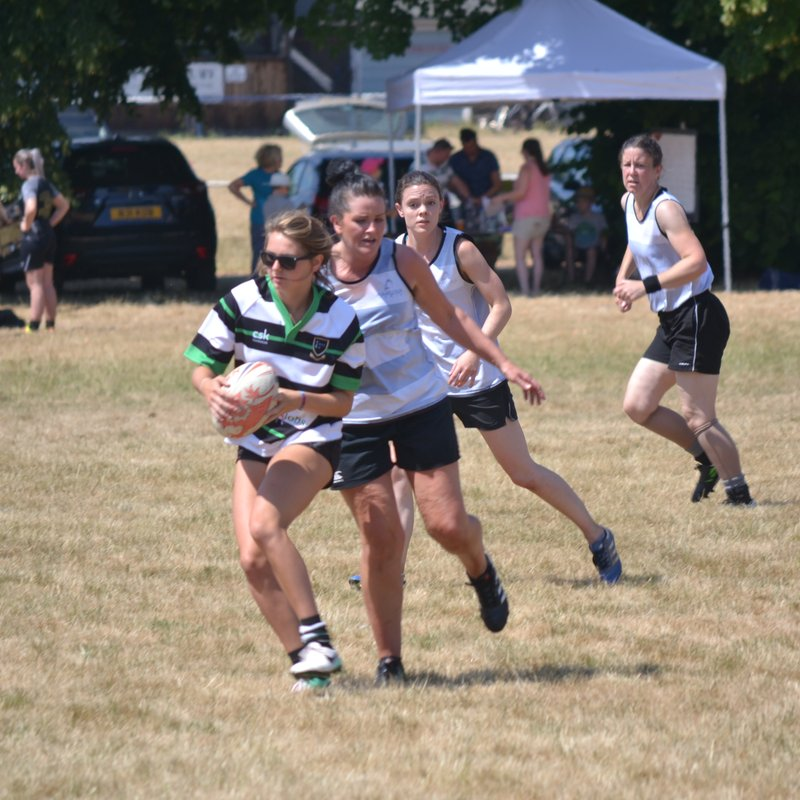 Awesome defence is not quite enough on the day for Stratford Ladies.