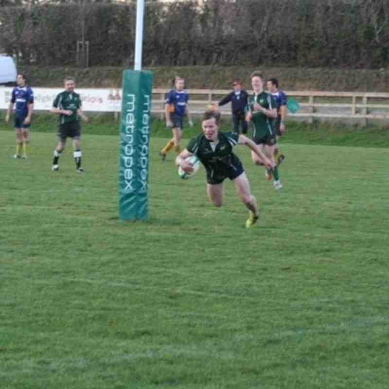 HWRFC 2nd XV vs Sussex Police
