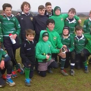 Heathfield U12 win plate at East Sussex festival in Hastings