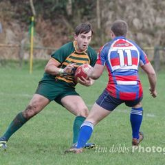 Pontycymer v Pencoed RFC 1st March 2014