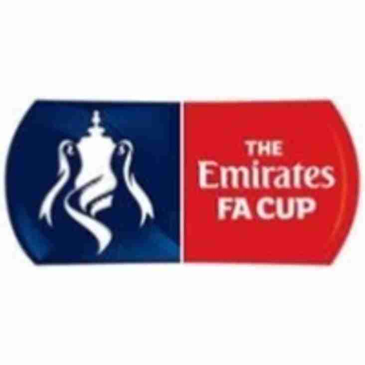 Staveley or Loughborough Uni in FA Cup