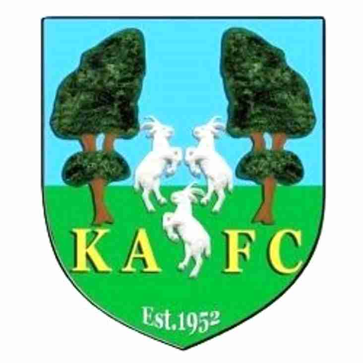 Saturday: First Team at Kidsgrove, CFC home to Cavaliers