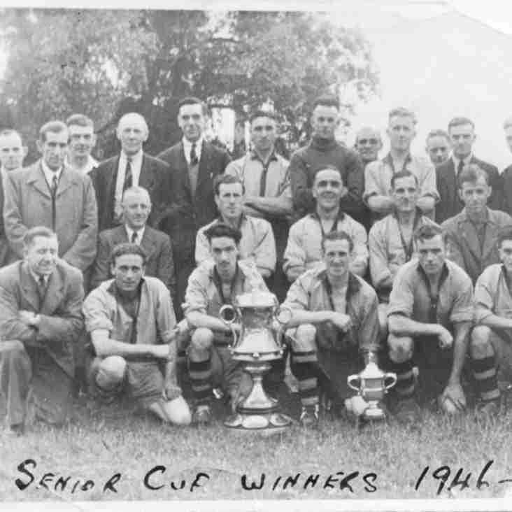 Senior Cup Countdown: memories of '47