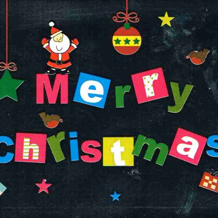 Merry Christmas from Basford United