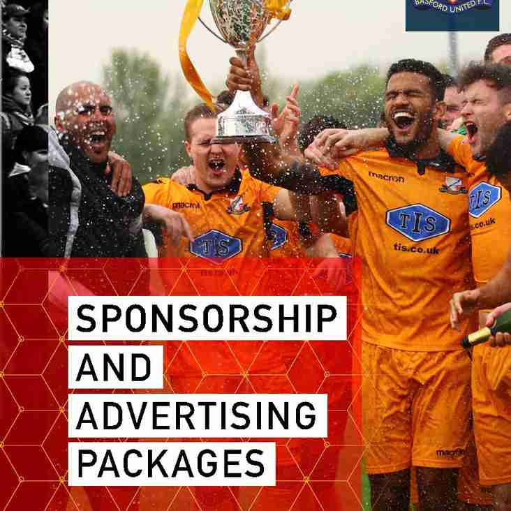 Sponsorship opportunites now available