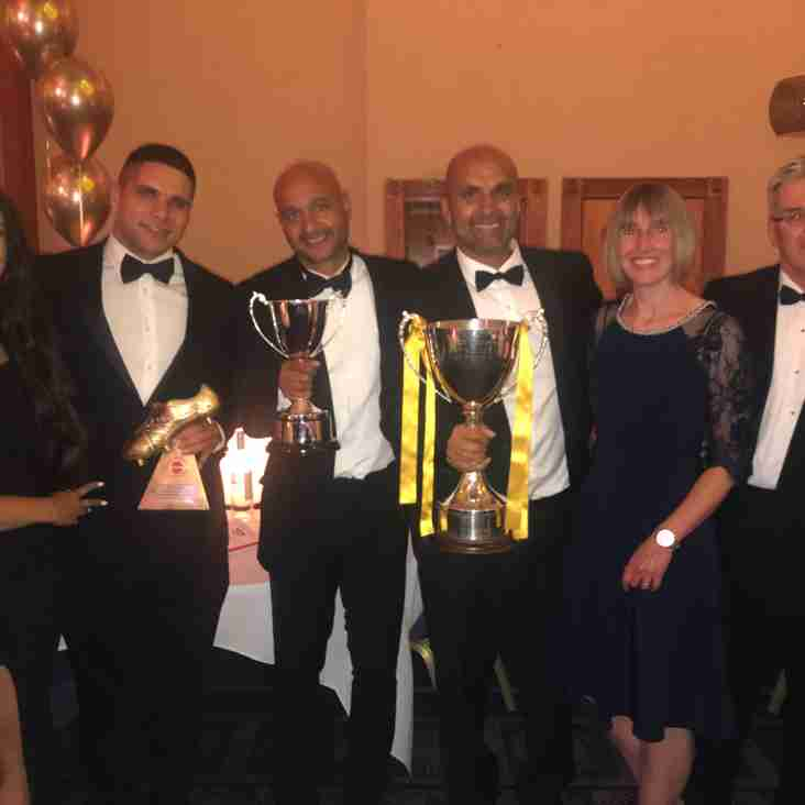 Basford clean up at NPL awards