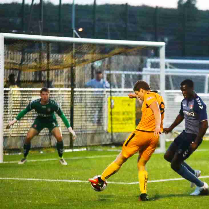 Storey and Wakefield give Basford the win
