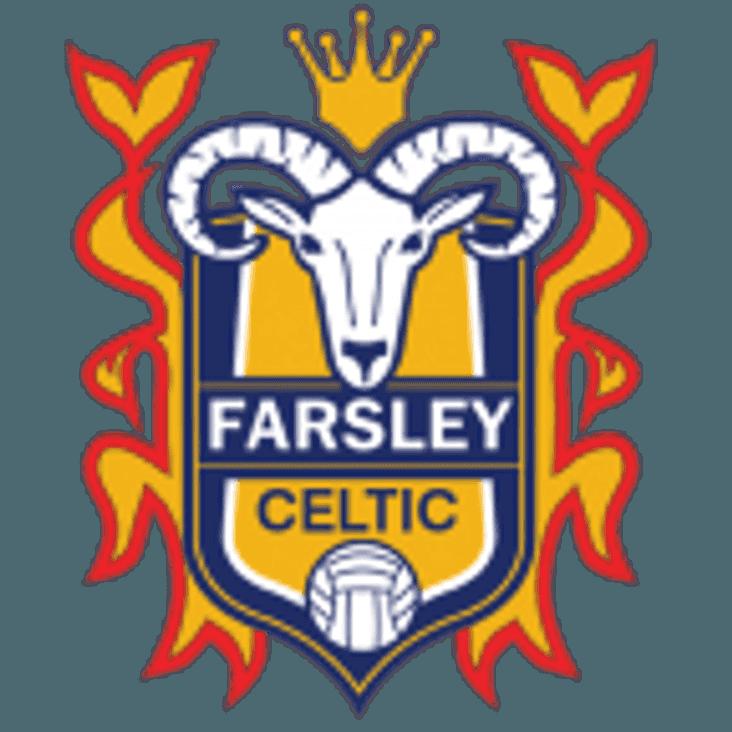 Basford aim for hat trick as Farsley visit on Saturday