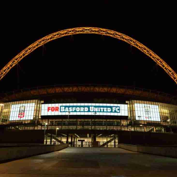 Road to Wembley starts on Friday