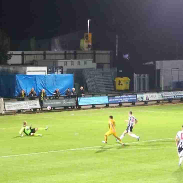 Basford rue defensive shortcomings in Stafford loss