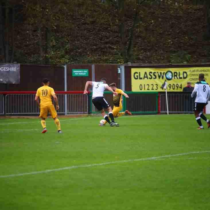 First half goals see Basford through