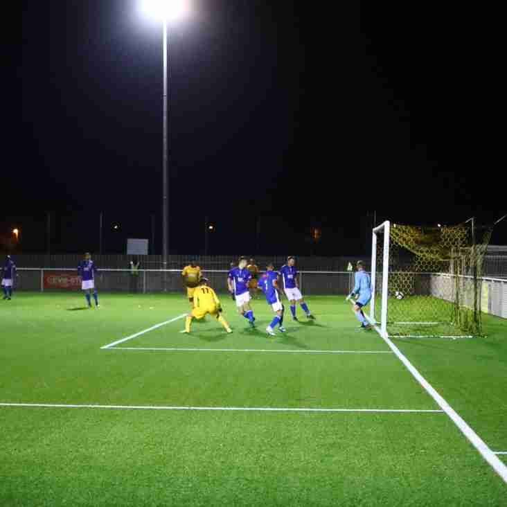 Goodson nets the winner in Integro Cup