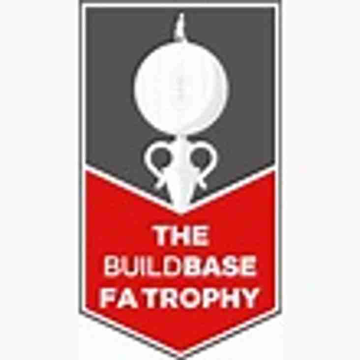 Home to Curzon Ashton In FA Trophy