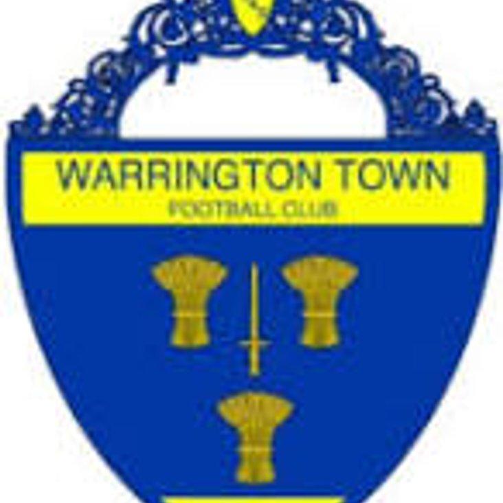 Basford head for Warrington test<