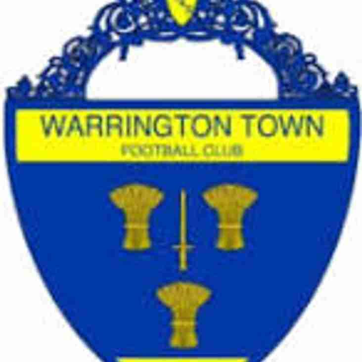 Basford head for Warrington test