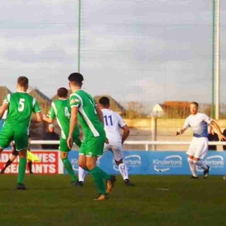 Thornhill opener not enough as Basford lose at Nantwich
