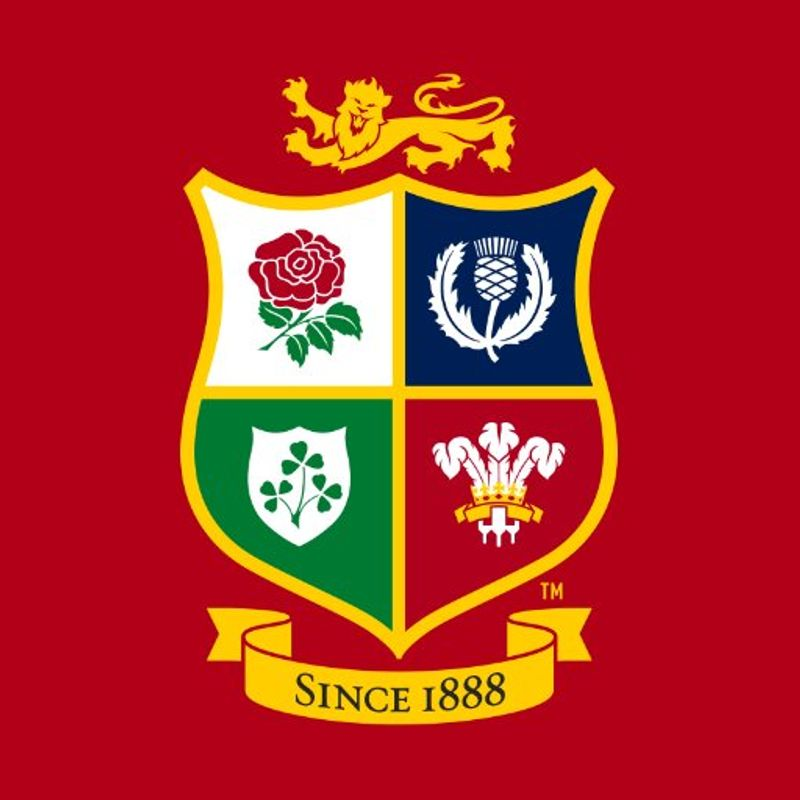 THE BRITISH AND IRISH LIONS AT SGP