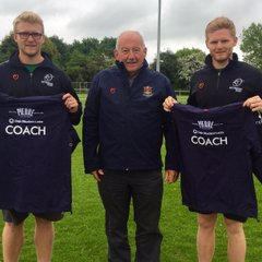 Mens Coaching Team