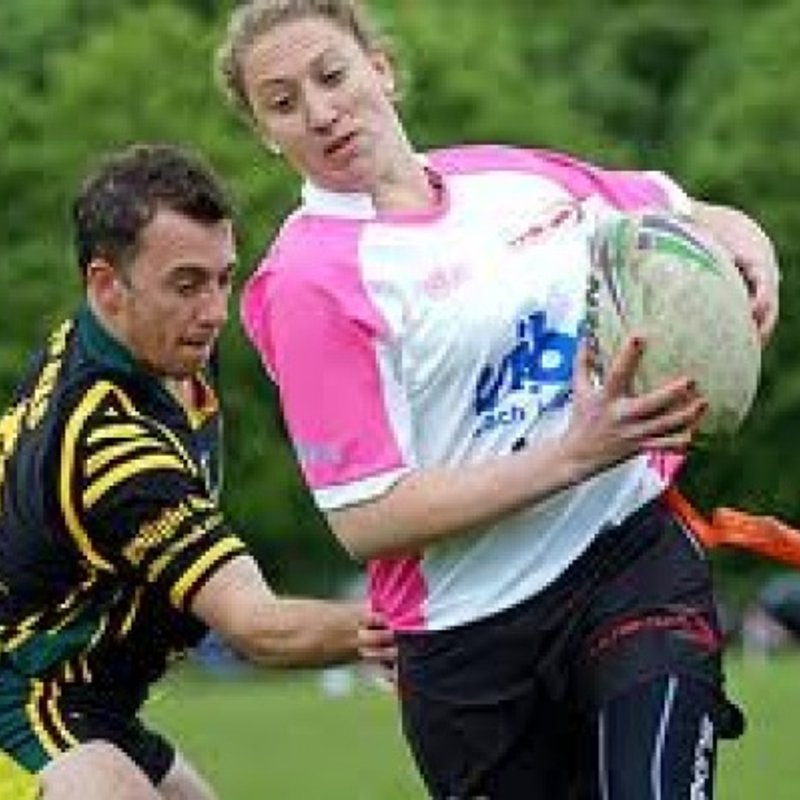 International Mixed Tag Rugby League Festival