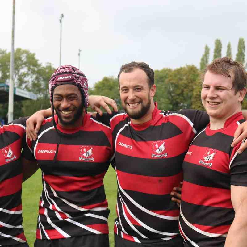 1st XV v Winnington Park