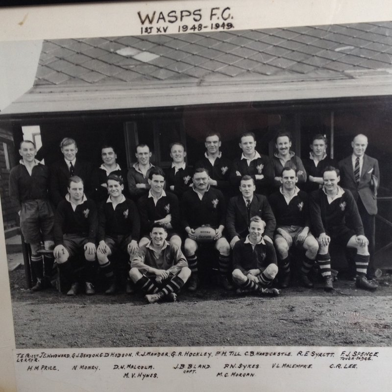 Ronald E. Syrett and Vincent Owen, Once Wasps, Always Wasps